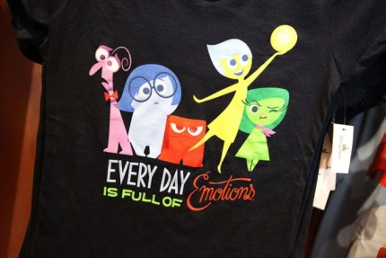Celebrate the Emotions from Disney-Pixar's 'Inside Out' with New Merchandise at Disney Parks 3