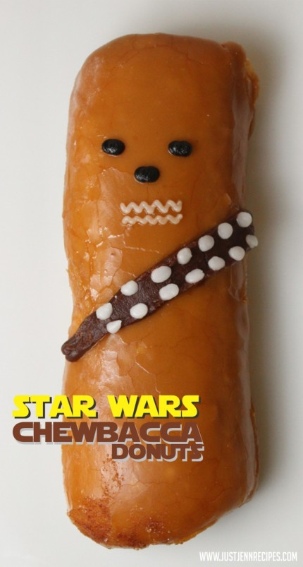Star Wars Chewbacca Donuts! 2