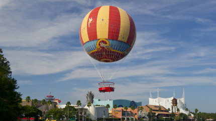 Take a Fast-Paced Tour of Downtown Disney at Walt Disney World Resort in a New Hyperlapse Video 4