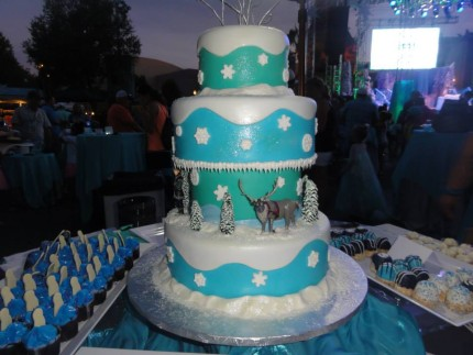 """Frozen"" Dessert Party By Guest Blogger Heather Araskiewicz 4"
