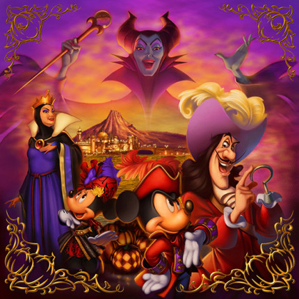Tokyo Disneyland Unveils Plans for 'Disney's Halloween' Celebration 5