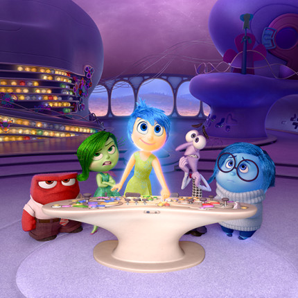 The Inside Out Emotions To Appear In Disneyland Park 2