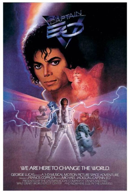 'Captain EO' is back on Epcot's schedule 4