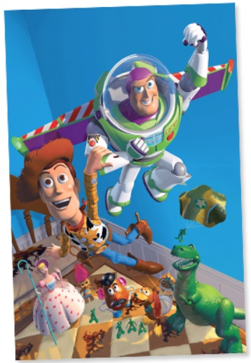 Pixar Takes D23 Expo 2015 To Infinity and Beyond 1