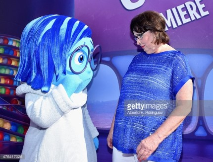 Inside Out's Phyllis Smith Tells Us Where It Started For Her 17
