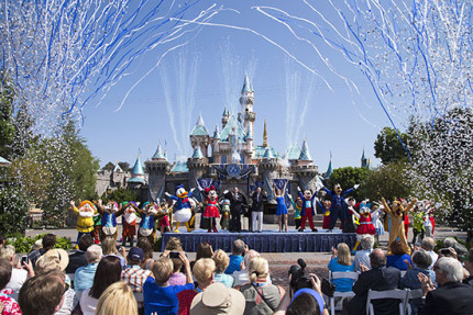 Disneyland Resort Celebrates 60th Anniversary and Announces Million Dollar Dazzle Program Benefiting Local Nonprofits 5