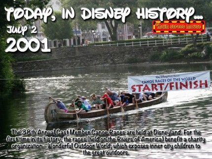 Today In Disney History ~ July 2nd 3