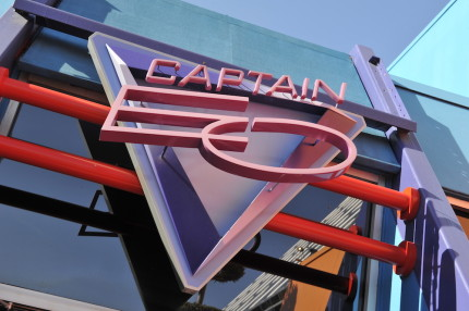 He Is Here to Change the World (Again): Captain EO Returns to EPCOT 1
