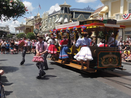 The Main Street Characters! By Guest Blogger Heather Araskiewicz 3