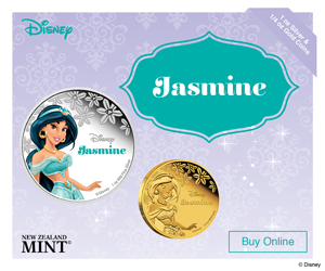 Disney Princess Jasmine Collectible Coins for the Ultimate Disney Princess Fan 26