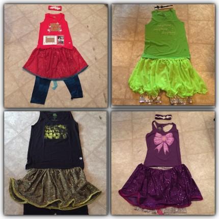 Racing Disney: Make your own running skirt! 2