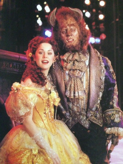 From Mouse to Marquee: Act 1, Scene 2: The Beauty and her Beast take the Stage 6