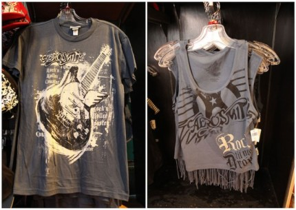 New Look and Products Found in Rock Around the Shop at Disney's Hollywood Studios 1