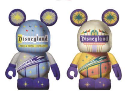 Vinylmation Releasing at the Disneyland Resort July 17 6