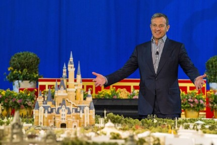 Shanghai Disneyland Themed Lands to Include New Attractions, Live Shows 11