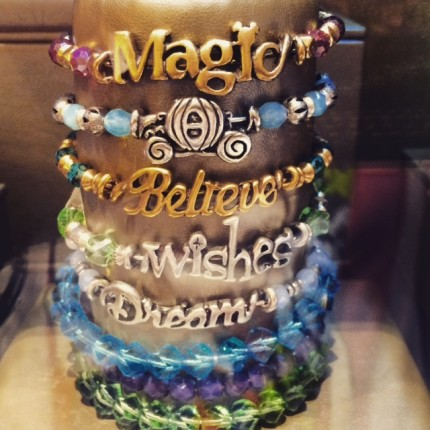 Great Selection of #AlexandAni Bracelets at Hollywood Studios! (They have Snow White too!) 7