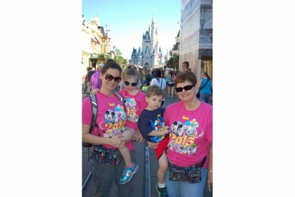 Why It's OK That My Husband Doesn't Like Disney World - No, Really! By Sara Morris 1