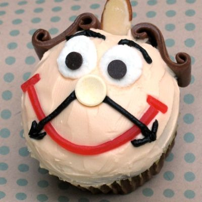 Cogsworth Cupcakes ~ Adorable Recipe! 9