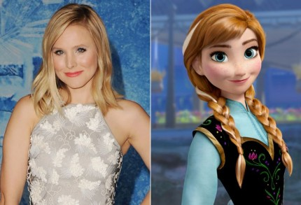 Kristen Bell left an adorable voicemail in full Frozen character for a young fan with a brain tumor 3