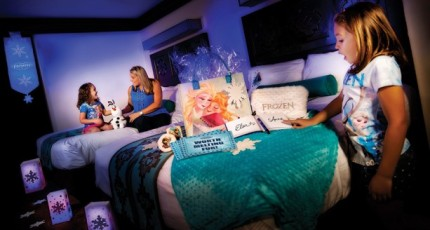 New Gift Packages Bring 'Frozen' to Your Disney Resorts Room 11