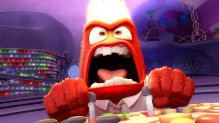 Learn to Draw Anger from Pixar's 'Inside Out' at Disney's Hollywood Studios 1