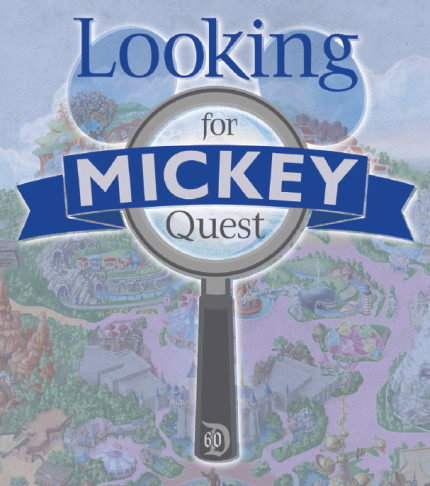 Take Part in the 'Looking for Mickey Quest' at the Disneyland Resort 3