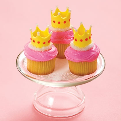 Royal Princess/Queen Crown Cupcakes! 16