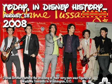 Today In Disney History ~ August 18th 3