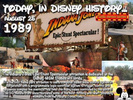 Today In Disney History ~ August 25th 3
