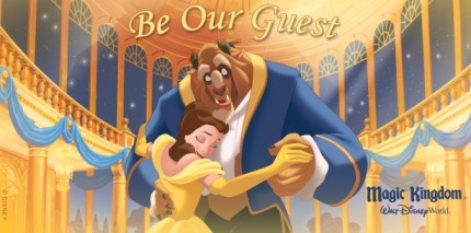 Breakfast at Be Our Guest Restaurant in Magic Kingdom Park Officially A Permanent Offering 1
