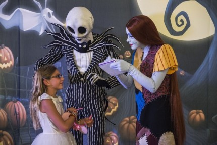 Top Five: Halloween on the High Seas with Disney Cruise Line 2