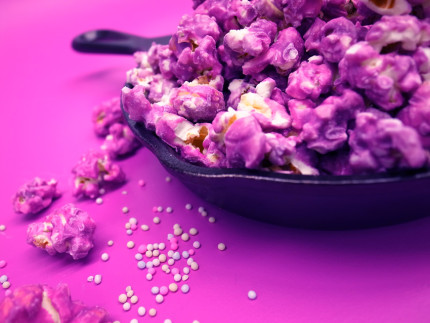 Rapunzel's Purple Popcorn 20