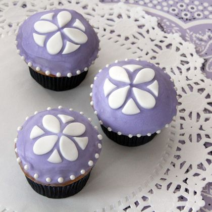 Sofia the First Cupcakes 5