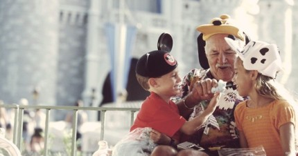 Enter the Walt Disney World's Best Grandparent Contest Now 13
