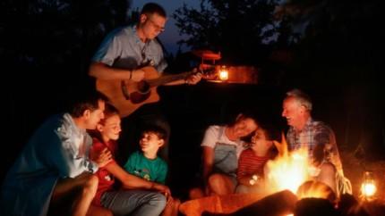 #DisneyKids: First Disney Campfires 40