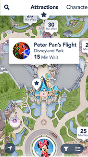 Official Disneyland App Now Available for Download 7
