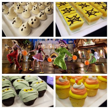 "New Happy HalloWishes Premium Dessert Package at ""Mickey's Not-So-Scary Halloween Party"" 2"