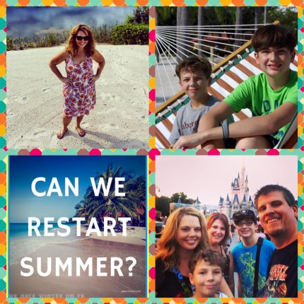 TMSM's Adventures in Florida Living ~ Time with friends, back to school, and letting go.... 1