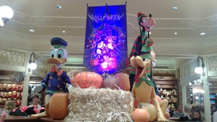 Halloween Merchandise at the Magic Kingdom! 64