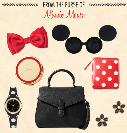From the Purse of Minnie Mouse 1