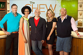 Enter 'The Chew's' Sweepstakes for a Chance to Win a Trip to 20th Epcot International Food & Wine Festival 2