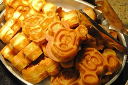 Fiendish Feast Character Breakfast, Coronado Springs! #SpookyDay 2
