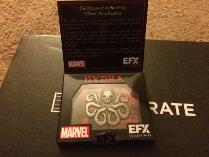 Loot Crate Review August 2015 - Theme: Villains 2 5
