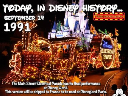 Today In Disney History ~ September 14th 6