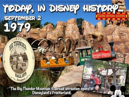 Today In Disney History ~ September 2nd 5