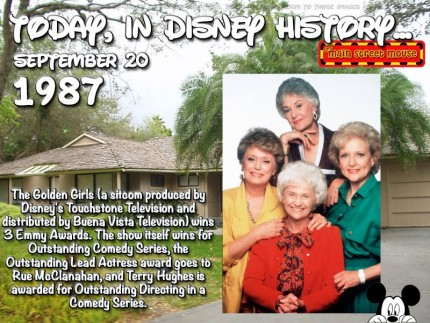 Today In Disney History ~ September 20th 4