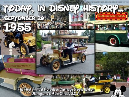 Today In Disney History ~ September 26th 14