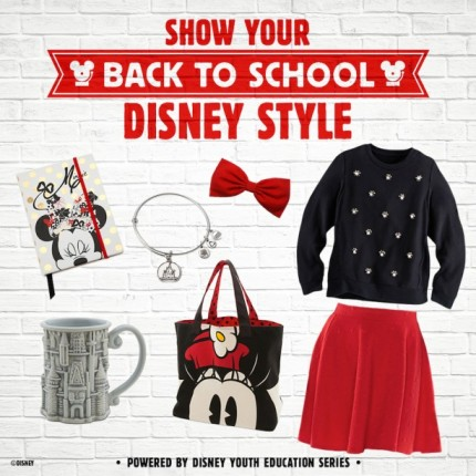 Show Your Back-to-School Disney Style 9