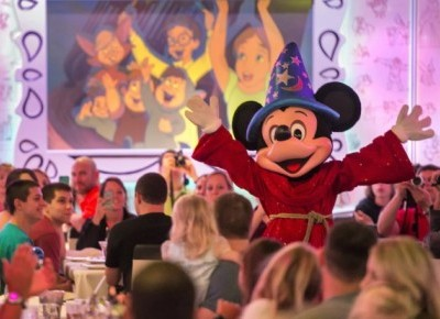 Six Tips for Dining With Kids on a Disney Cruise 20