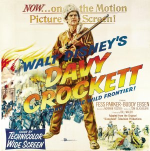 Fess Parker and Davy Crockett ~ Tuesdays With Corey 3